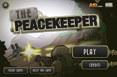 The peace keeper