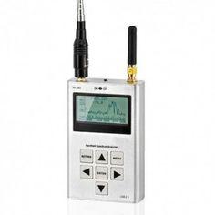 Hochleistungs-Wanzensuchgeräte zum Auffinden versteckter Abhörgeräte Spectrum Analyzer, Walkie Talkie, Talk To Me, Projects