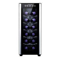 Adega Climatizada Electrolux ACS12 12 Garrafas