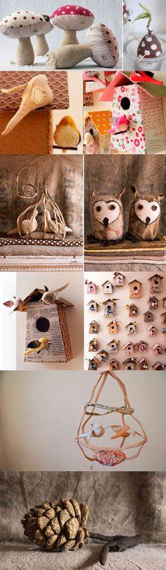 Tamar-Mogendorff. Una artista de Brooklyn que crea todo un mundo maravilloso con telas, hilos y botones...