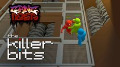 This is is legitimately one of the best couch co-op games we have played in a long, long time. Grab your mates, get some beers and grab those controllers as it is time for Gang Beasts. #GangBeasts