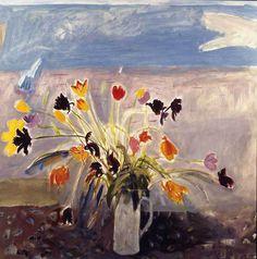 Elizabeth Blackadder artist - Yahoo Image Search results Blackadder, Still Life Flowers, Yahoo Images, Image Search, Artworks, Paintings, Garden, Artist, Garten
