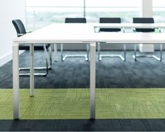 The Meet-U® table system ingeniously facilitate different configurations.