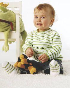 Tröja och sockor #knittingroom #stickat #garn #sandnessgarn #sandness #barn