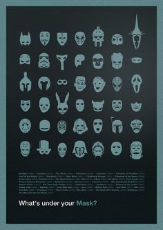 Horror Movies Masks