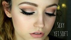 LTL Favorites: INTENSE EYELINER, SEXY LOOK WITH DRUGSTORE PRODUCTS AND BRUSHES by KathleenLights