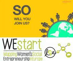 Westart women's social entrepreneurship European Women's Lobby EWL socent social enterprise EU feminist