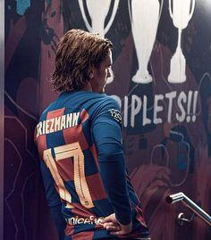 Antoine Griezmann, Neymar Jr Wallpapers, Leonel Messi, Russia 2018, Barcelona Football, Soccer Pictures, Best Football Players, Football Wallpaper, Soccer Training