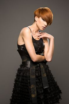 Revlon Professional short red Hairstyles