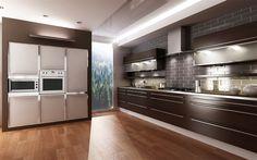 Herunterladen hintergrundbild luxus-wohnung, modern eingerichtet ...