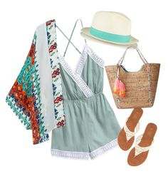 Designer Clothes, Shoes & Bags for Women Lilly Pulitzer, Shoe Bag, Beach, Polyvore, Stuff To Buy, Shopping, Collection, Design, Women
