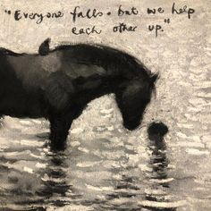 Easy Horse Drawing, Book Drawing, Charlie Mackesy, The Mole, Little Things Quotes, Reading Art, Thing 1, Horse Quotes, Cute Images