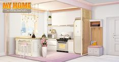 My Home Design, House Design, Toddler Bed, Interior Design, Furniture, Home Decor, Ideas, Wallpaper, Store