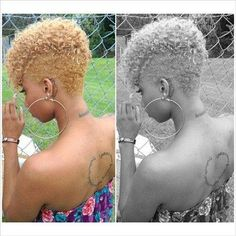Love this tapered cut.