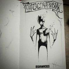 fobias ilustraciones Shawn Coss 2