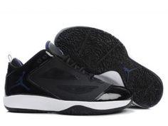 Air Jordan 2011 Quick 'Fuse' mens basketball shoe - Black/Blue
