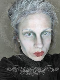 Victorian Ghost. My Haloween indea. My FB fanpage: http://www.facebook.com/pages/KatOsu/193356810711045