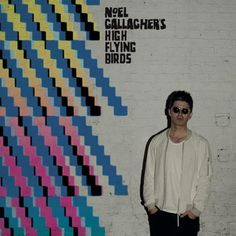 Noel Gallagher's High Flying Birds Where The City Meets The Sky : Chasing Yesterday : The Remixes Vinyl Double LP