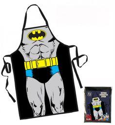 Batman Apron, need I say more?