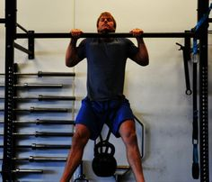 Beast kettlebell pull-up with press plan