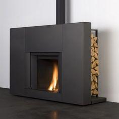 cheminee centrale rene brisach. Black Bedroom Furniture Sets. Home Design Ideas