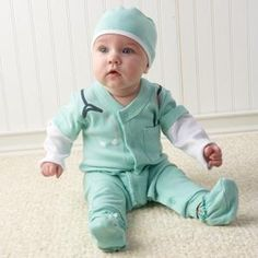 My Sweet Muffin - Baby Doctor Layette Set