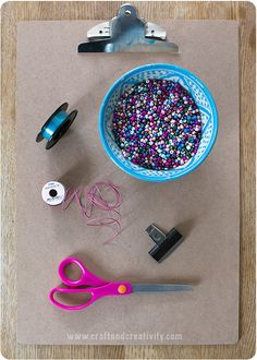 Wrap bracelet - by Craft & Creativity