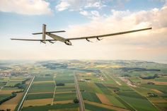 That Solar-Powered Plane Is Almost Ready for Its Round-the-World Flight