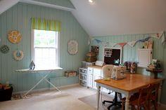 cozy craft rooms | cozy craft room | Home