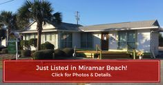 Up-to-date photos, maps, schools, neighborhood info. & details for 1594 Scenic Gulf Drive, Miramar Beach, Florida direct from Your Bucket List Broker Team