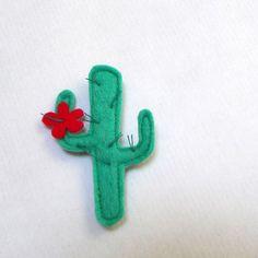 Spilla di cactus