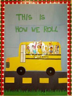 Back to school board!!