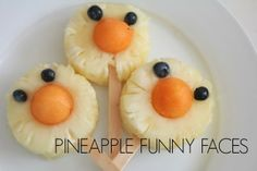 Making Fruit Fun For Kids