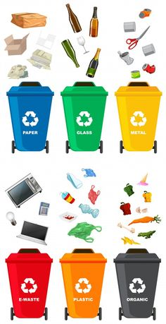 Recycling Activities For Kids, Animal Crafts For Kids, Sorting Activities, Preschool Learning Activities, Exams Memes, Recycling Information, Information Visualization, Earth Day Activities, Backyard For Kids