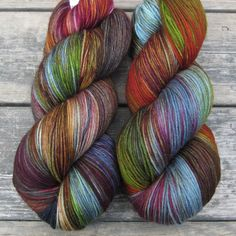 Keeping Up - Yowza - Babette | Miss Babs Hand-Dyed Yarns & Fibers, Inc.