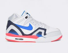 sports shoes ad845 1467f Nike Air Tech Challenge II - BlueInfrared sneakers Mens Trainers, Court
