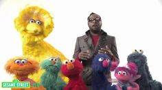 """Sesame Street: Will.i.am Sings """"What I Am"""".  I'm using this the first day, every report card, every standardized test day and every other time legislators force me to do something that only makes my students feel less than."""