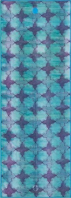 Manduka yogitoes Yoga Mat Towel Fragment