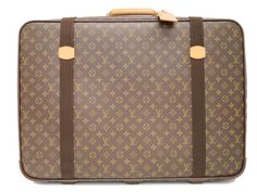 LOUIS #VUITTON Satellite 70 Boston Bag Monogram M23350 (BF086535). Authenticity guaranteed, free shipping worldwide & 14 days return policy. Shop more #preloved brand items at #eLADY: http://global.elady.com