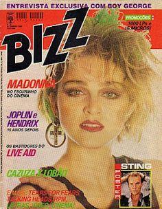 Revista Bizz #nostalgia