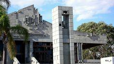 Iwan Iwanoff - Ten of Perth's Best Houses | PERTH AUSTRALIA - 6 0 0 0 T I M E S. Marsala House, 1977, Dianella, Perth. Architect Ivan Ivanoff. Pinned by Secret Design Studio, Melbourne. www.secretdesignstudio.com