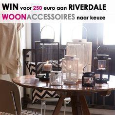 Klik voor de winactie op: http://www.wonenonline.nl/win-riverdale-woonaccessoires.html