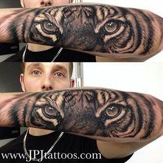Forearm Tattoos for Men - 65