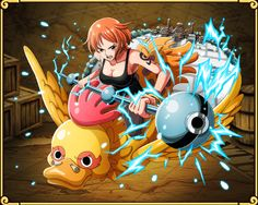 Nami and Billy