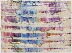 40x55cm Oil and acrylic spray, Jan Van Oort