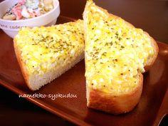 【パン党の朝食に】つい食べたくなる「喫茶店のモーニング風トースト」バリエ8選