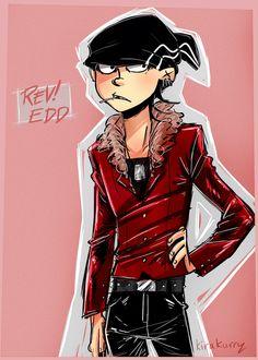 Kevin x Edd — KiraKurry on DeviantArt Ed And Eddy, Ed Edd N Eddy, Kevedd, Cute Art Styles, 90s Cartoons, Manga Boy, Funny Relatable Memes, South Park, Cartoon Network