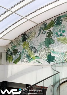 Leading Digital Printing supplier and installer of wallpaper, vinyl and signage in Southern Africa. Small to large scale commercial and residential projects