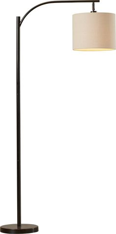 """Kathryn 59.75"""" Arched Floor Lamp"""