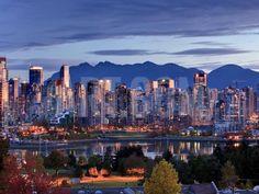 138 Best Vancouver Skyline Images Vancouver Skyline